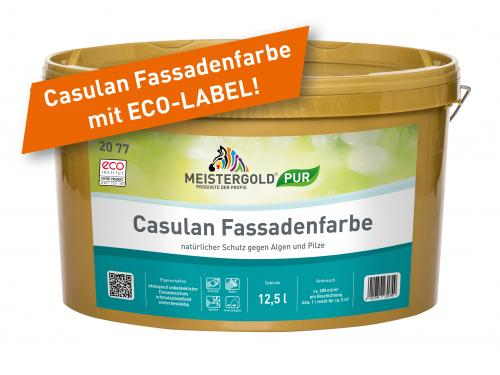 Meistergold Casulan Fassadenfarbe