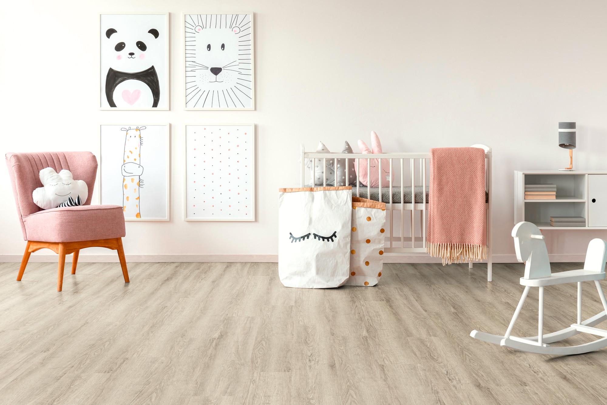 Raumbild - Designboden - Home 0,3 Planke kleben